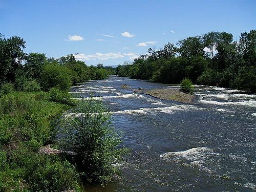 View of the Umatilla River