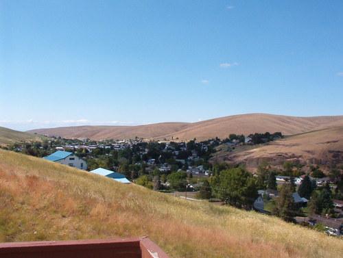 View of Heppner