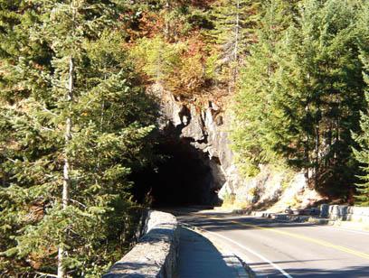 Box Canyon Tunnel